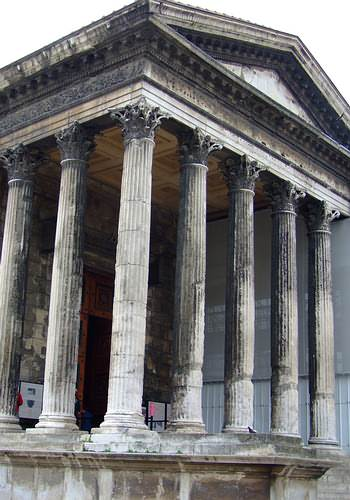 City of nimes - Maison carree nimes ...