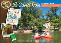 Camping Le Castel Rose